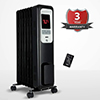 ANSIO Oil Filled Radiator Heater with
